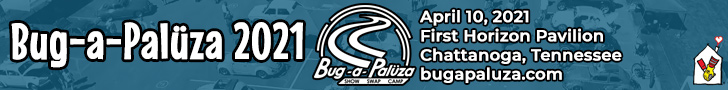 Bug-a-Paluza 2021 - April 10, 2021