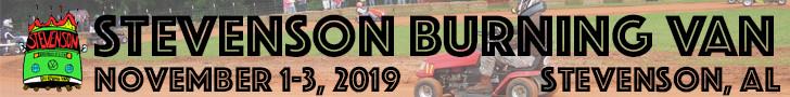Stevenson Burning Van - November 1-3, 2019